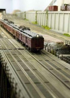 Cherry Valley Model Railroad Club Open House, January 6, 2012 in Merchantville.