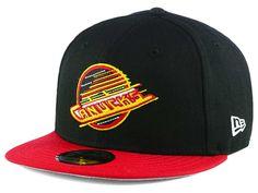 74e096797cf180 Vancouver Canucks New Era NHL All Day 2T 9FIFTY Snapback Cap