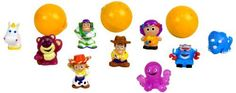 Squinkie Toy Story 12 Piece Bubble Series 3