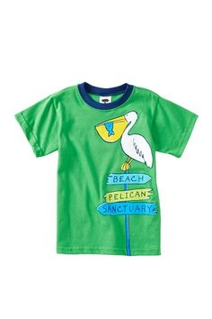 Mulberribush Organic Pelican Tee (Toddler & Little Boys) by Assorted on @HauteLook