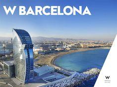 Countdown to Barcelona - next stop - W-Hotel Barcelona - http://www.pureglam.tv/2013/04/03/countdown-to-barcelona-next-stop-w-hotel-barcelona/