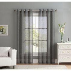 KOO Wickford Eyelet Curtain