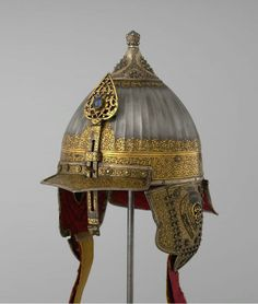 Turkey. 16th century. Moscow Kremlin Museums: - The Armoury Treasury of the Russian Sovereigns