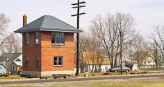 Bradford Ohio Railroad Museum/Bradford Junction Interlocking Tower