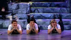 one of the cutest moments in celtic thunder history