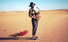 Lately we have been dreaming of an exotic African getaway. And then, like magic, the latest lookbook from Namibian heritage brand Herbert Schier's appeared in our inbox, and now we're stirring even...