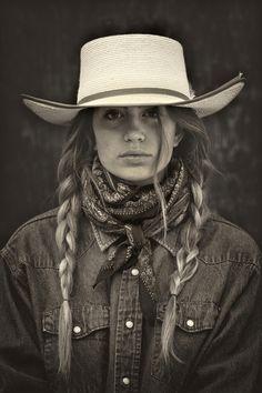 I am cowgirl...