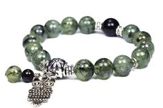 Hey, I found this really awesome Etsy listing at https://www.etsy.com/listing/163366992/unconditional-loveprehnite-mala-bracelet