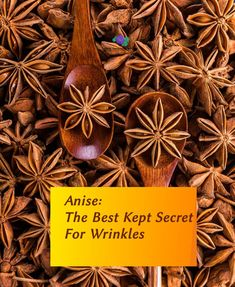 anti wrinkle remedy, natural remedy, anise for wrinkles, anise recipe for wrinkles, does anise remove wrinkles remedies for allergies remedies for constipation remedies for diabetes remedies for eczema remedies for sleep All You Need Is, Home Remedies For Wrinkles, Detox, Face Wrinkles, Skin Care Cream, Eye Cream, Facial Cream, Wrinkle Remover, Anti Aging Cream