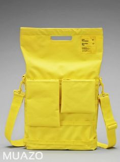 Unit Portables 13 Yellow Unit 01 Bag