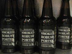 Τα ψυγεία μας γεμάτα με Smoked Robust Porter !