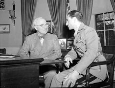 Shah with Truman
