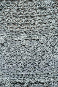 Vestido Crochet Nomadic Areia - Vanessa Montoro - vanessamontoro