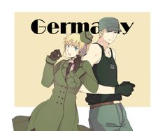 Hetalia Germany Fem