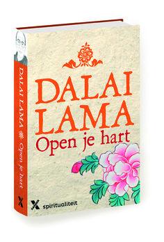 'Open je hart' - Dalai Lama