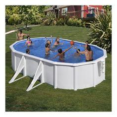 Piscine Gre Azores 500x300x132 KITPROV5083 - Jardin piscine