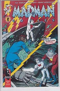 Dark Horse Madman Comics #3 (1994)