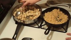 How to make Teriyaki Chicken and Om - rice ! = EASY! = cooking