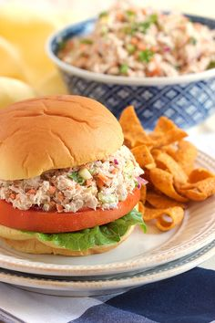 The best Tuna Salad recipe ever! Easy to make and packed with flavor ...