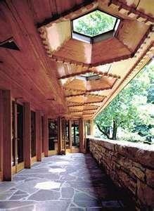 Kentuck Knob (Hagan House) designed by Frank Lloyd Wright