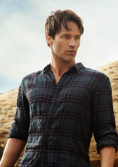 Stephen Moyer, you are beautiful.