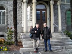 """Furio Zanasi e Massimo Viazzo, prima di intraprendere il """"Winterreise"""" di Schubert"""