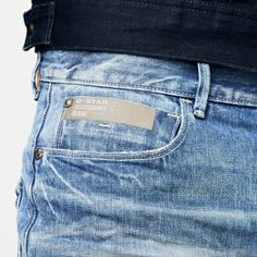 G-Star RAW—Blades Tapered-Men-Jeans