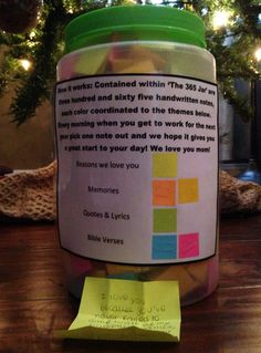 12 365 Jar Ideas Boyfriend Gifts Cute Boyfriend Gifts Diy Valentines Gifts