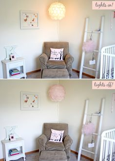 love the diy paper lantern!