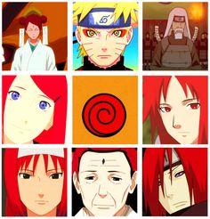 I never knew karin was related to naruto Anime Naruto, Naruto Uzumaki Clan, Manga Anime, Uzumaki Family, Naruto Gaiden, Naruto Family, Naruto And Hinata, Fanarts Anime, Naruto Shippuden Anime