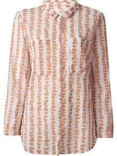 ___humanoid__flapuit shirt brick_100% cotton_199€
