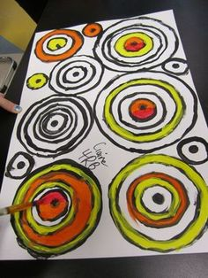 » Kandinsky Project Georgetown Elementary Art Blog