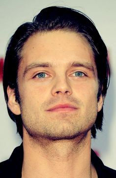 Sebastian Stan --- OMG THOSE EYES!!!!!!!