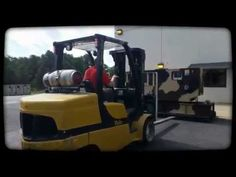 Loading Day - Scorpion Energy Hunter™ On It's Way to West Point