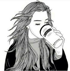 Девушки. Рисунки карандашом | ВКонтакте