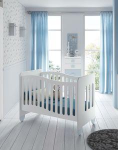 Baby Furniture, Cool Furniture, Furniture Design, Baby Crib Diy, Baby Cribs, Baby Bedroom, Kids Bedroom, Newborn Bed, Baby Nursery Neutral
