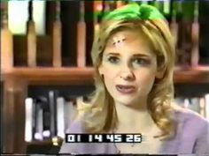 Buffy [Very rare] Interview with Joss Whedon and the cast [1998] 1/2 - Sarah Michelle Gellar is amazing in this interview. You can tell how passionate she is by how articulate she is