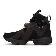 Reebok Classics - Black Furikaze Future Sneakers d5708bbd4