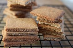 Try this delicious and healthy recipe for Paleo Vegan Digestive Biscuits.