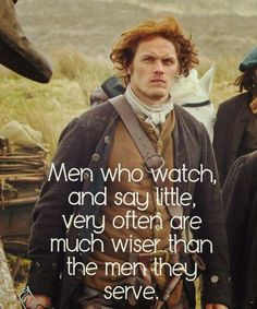 ~ Jamie Fraser