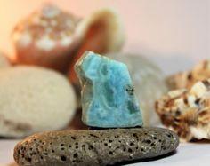Larimar 14.5g 72.5ct Slab Sky Turquoise Lapidary by MyBeachStore
