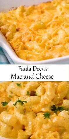 Best Mac N Cheese Recipe, Best Macaroni And Cheese, Macaroni Cheese Recipes, Creamy Mac And Cheese, Mac And Cheese Homemade, Baked Mac And Cheese Recipe Paula Deen, Mac And Cheese Recipe With Cream Cheese, Baked Cheese, Healthy Cooking Recipes