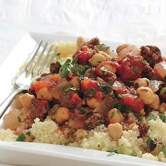 Food So Good Mall: Persian Lamb Stew with Chickpeas More