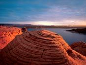 Lake Powell, Arizona. With almost 2,000 miles of shoreline, endless sunshine, warm water perfect weather and some of the most spectacular scenery in the west, Lake Powell is the ultimate playground.