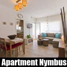 Ferienhaus Lloret de Mar Costa Brava Villa Spanien Apartment Nymbus