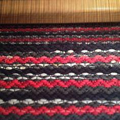 Rosengång, snake pattern