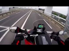 2015 Ducati Multistrada 1200S DVT - On Board Netherlands - GoPro Hero4 Silver - YouTube