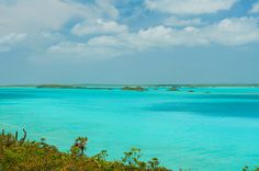 View from Emerald Shores Estate - Chalk Sound National Park, Providenciales, Turks and Caicos Islands