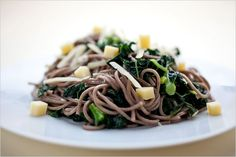 Buckwheat Pasta With Kale - NYTimes.com