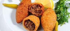 İçli Köfte (Fried Meatballs) | Yıldırım Hotel